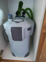 Filtro externo canister wh 420b com uv