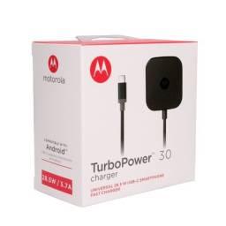 Carregador Motorola Turbo Power 30