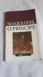Livro O príncipe - Maquiavel