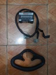 Power Comander R1 /Escapamento ninja 650r / Alça Xj