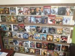 Jogos originais ps3 e xbox 360