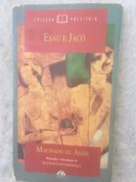 Livro Esaú e Jacó