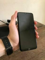 Redmi Note 8 com capa e película