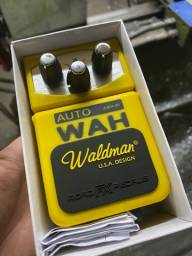 Pedal guitarra auto wah wah novo sem uso...