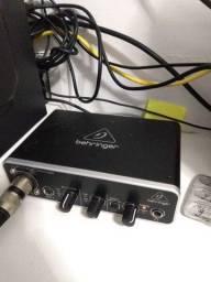 Placa de Audio UMC 22
