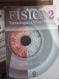 Livro de Fisica Nicolau Toledo Vol 2