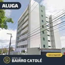 Aluga-se Apartamento Mobiliado de 02 quartos no Catolé