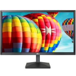 Monitor Lg 24 Polegadas FullHd - 75 Hz - Novo sem uso