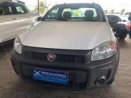 Título do anúncio: Fiat Strada Working 1.4 CS 2018