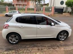 Peugeot  Modelo:  208 Griffe 1.6 Flex 16V 5p Aut.