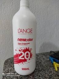Água oxigenada Lange 20v
