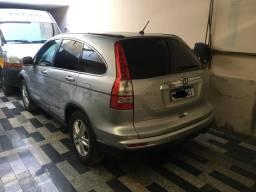 Honda CR-V 2010/11 EX 4x4 COM TETO
