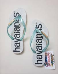 Kits chinelos com 12 pares no transfer digital,temos todas as marcas.