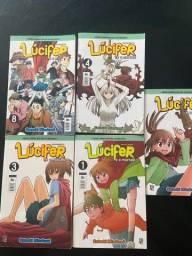 Manga revista 5 cada