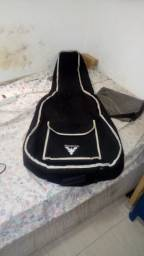 Capa Para Violão Phoenix