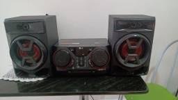 Mini System LG XBOOM CK43<br><br>
