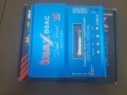 carregador de baterias imax b6ac