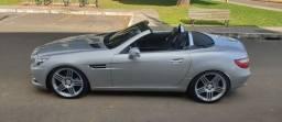 Mercedes SLK 200 conversível.. aceito troca