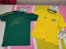Camisetas do Brasil - Tam P