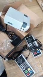 Mini Video Game Retrô 620 Jogos Super Gamer Portatil Classic