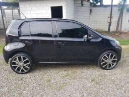 Up! Move 2014/2015 carro tirado na saga em Goiânia