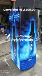 Diversos  produtos expositor  freezer,  cervejeira  todas revisada  com garantia