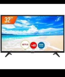 Vende tv smart  semi novo