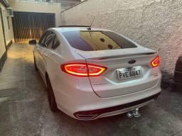 Ford Fusion Titanium Plus Ecoboost AWD 2015