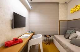 Apartamento de 2 quartos 305 B no Setor Oest& próximo a Praça do S0L.