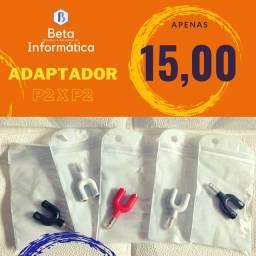 Adaptador P2xP2