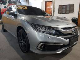 Honda Civic Turing Turbo 1.5 com teto solar 2020/2020