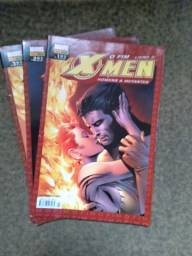 X-Men: O fim (Livro 3 - homens e mutantes) - série completa em 3 edições