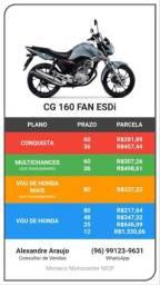 MOTO FAN 160 MODELO 2021