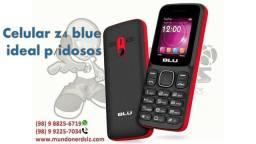 Celular Blu Z4 Z190 Dual Chip Bluetooth Radio em são luis ma