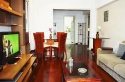 Apartamento mobiliado alto padrão 3 quartos em copacabana perto da praia