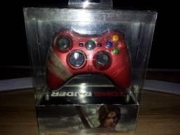 Controle Tomb Raider Xbox 360
