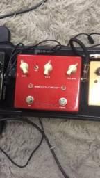 Pedal Vox Satchurator Joe Satriani