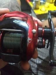 Carretilha de pesca fw2
