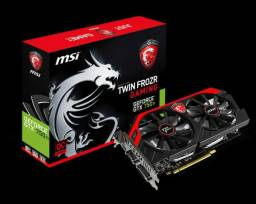 Placa de Vídeo MSI GeForce GTX 750Ti 2GB N750TI-TF-2GD5/OC