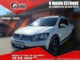 Volkswagen Saveiro CROSS 1.6 T.Flex 16v CD - 2017