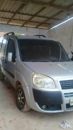 Fiat doblo essence ano 2012 1.8 flex completo - 2012