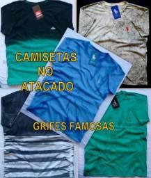 52b5642ca650a Camisetas no atacado para revendedores