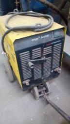 Maquina de Solda Origo Arc 456 - eletrodo