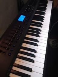 Aulas de teclado domiciliar