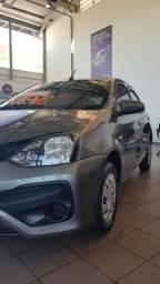 Toyota etios 2019 (imperdível) - 2019