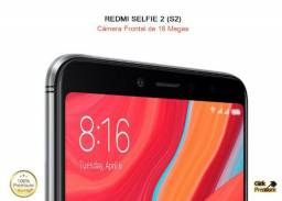 KIT Xiaomi Redmi S2 Global - 64 GB / 4 GB + Fone + Capa + Película - 7 Brindes - PROMoção