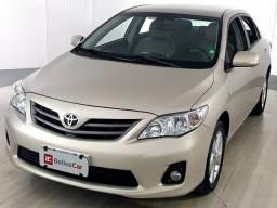 Toyota Corolla XEi 2.0 Flex 16V Aut. - Bege - 2012 - 2012