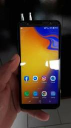 Samsung j4 core azul