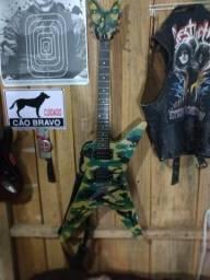 Guitarra washburn dimebag darrel signature model