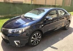 Toyota corolla xei 2.0 - blindado - 2016